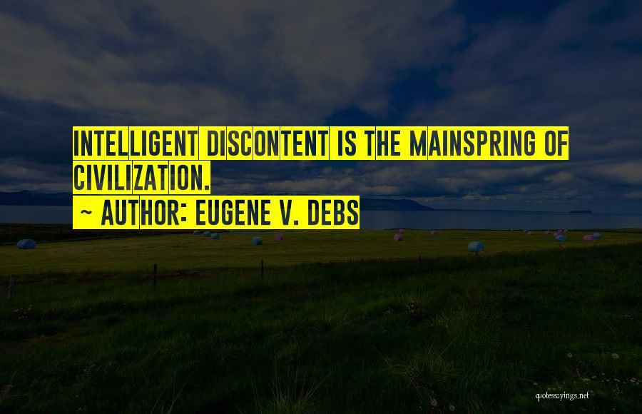 Eugene V. Debs Quotes 1103637