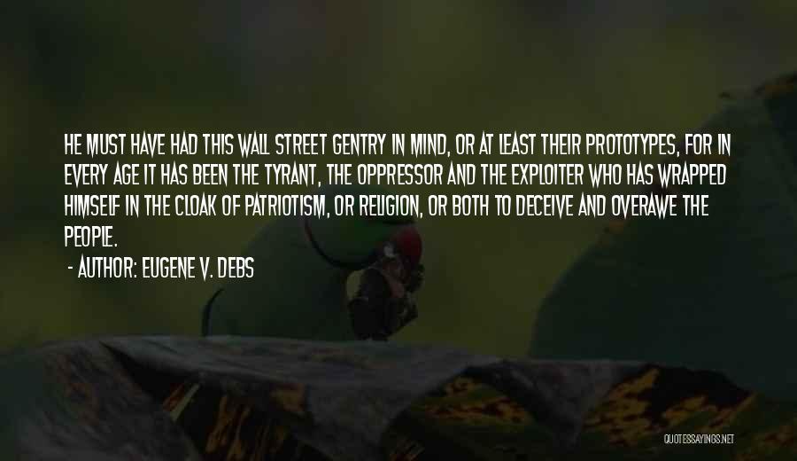 Eugene V. Debs Quotes 1187760