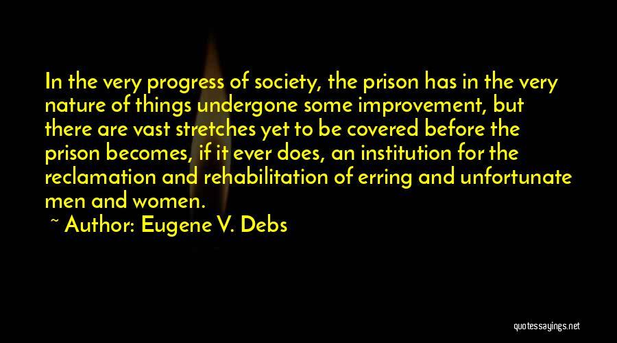 Eugene V. Debs Quotes 1336075