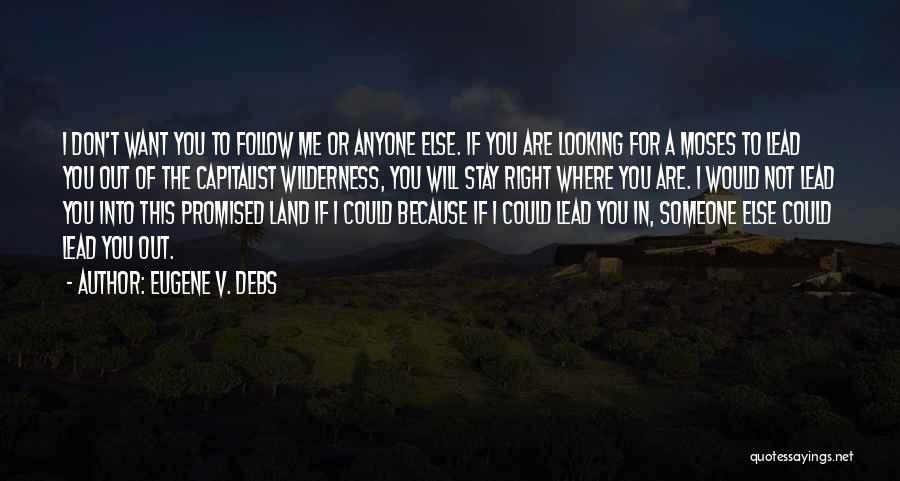 Eugene V. Debs Quotes 1494612