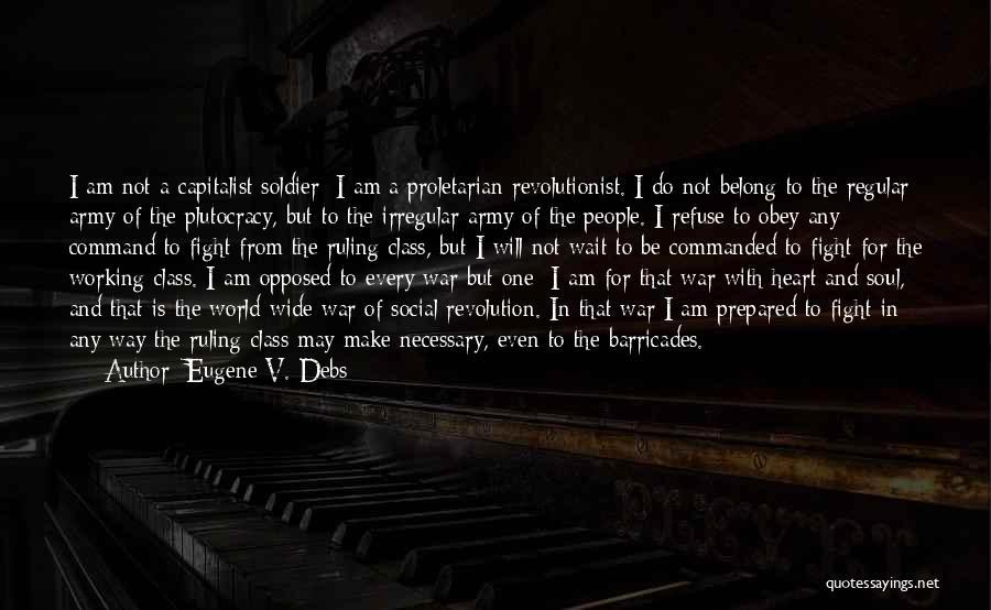 Eugene V. Debs Quotes 1521576