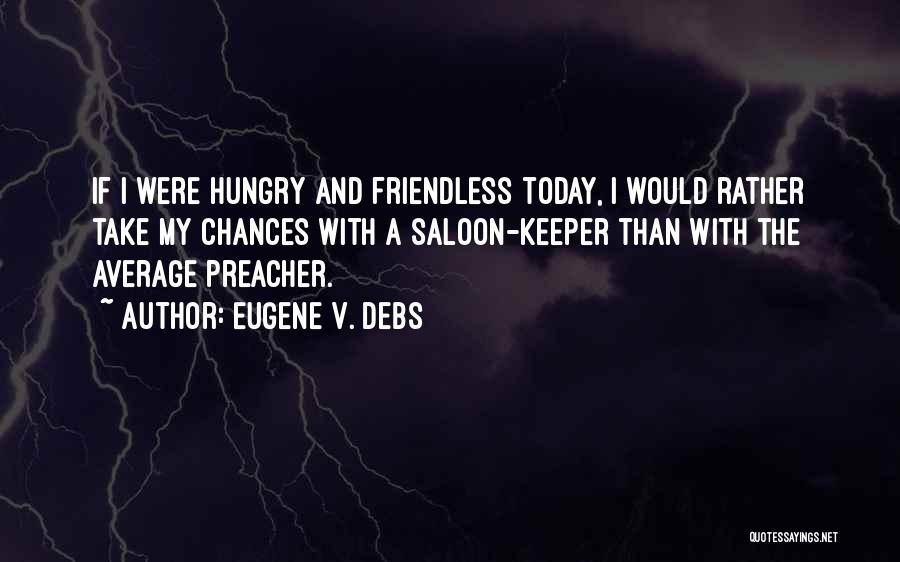 Eugene V. Debs Quotes 1763040