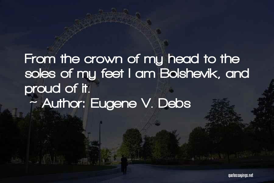 Eugene V. Debs Quotes 177208