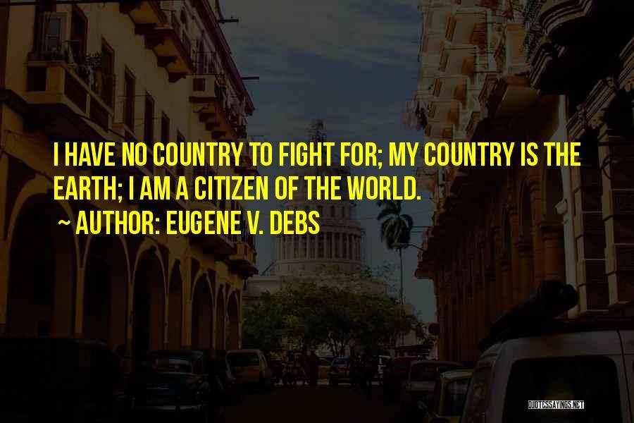 Eugene V. Debs Quotes 181401