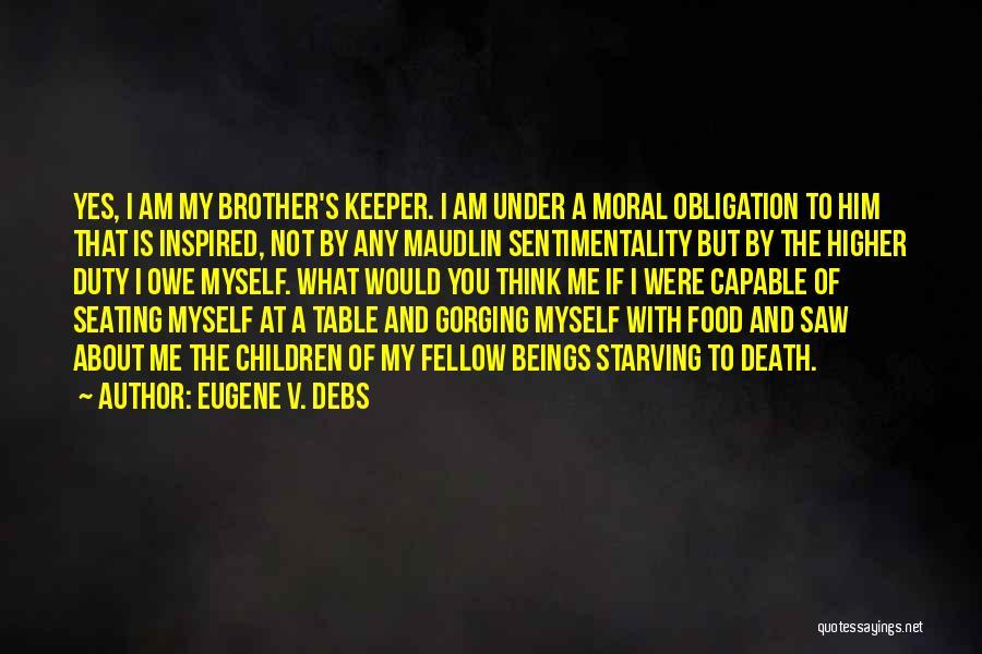Eugene V. Debs Quotes 188487