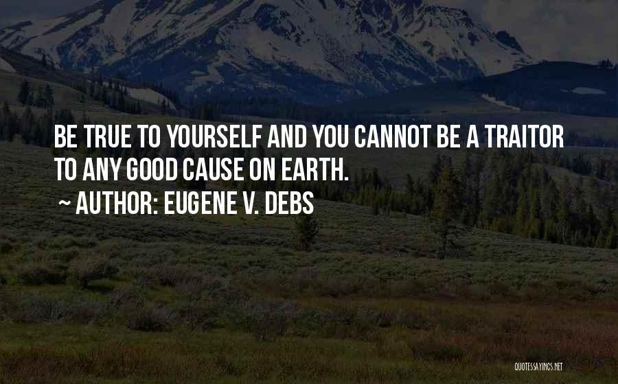 Eugene V. Debs Quotes 2036110