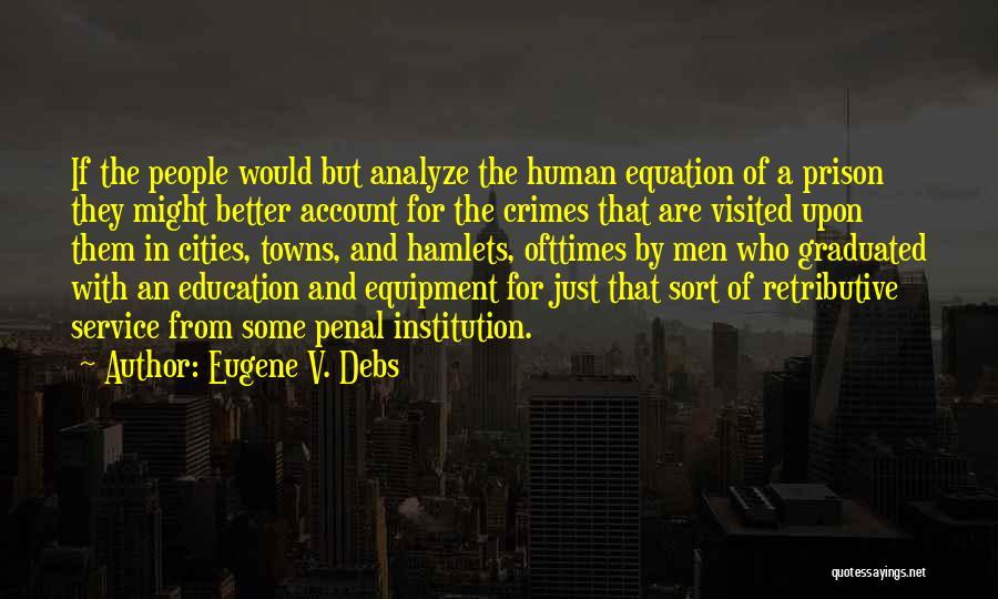Eugene V. Debs Quotes 210229