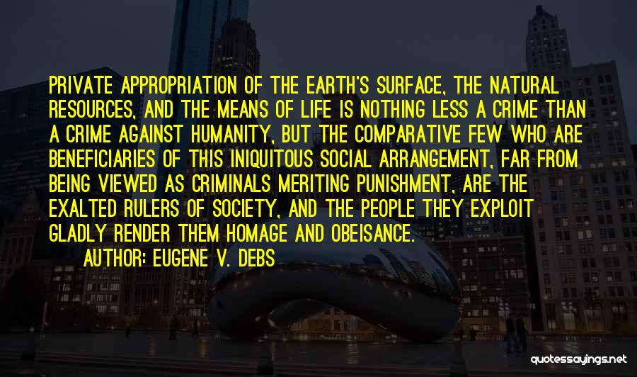 Eugene V. Debs Quotes 2173121