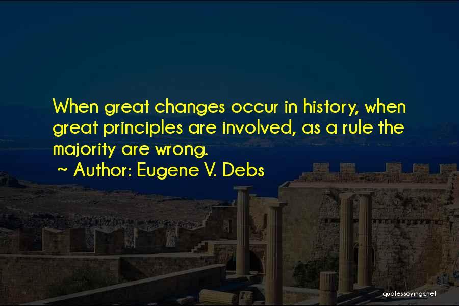 Eugene V. Debs Quotes 238225