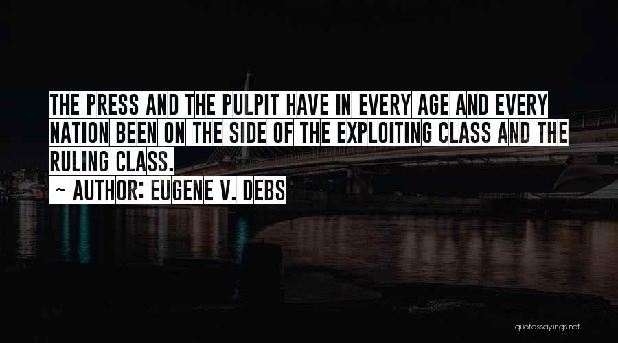 Eugene V. Debs Quotes 266590