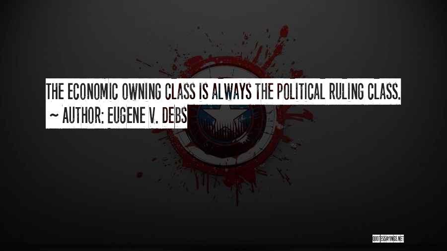 Eugene V. Debs Quotes 708158