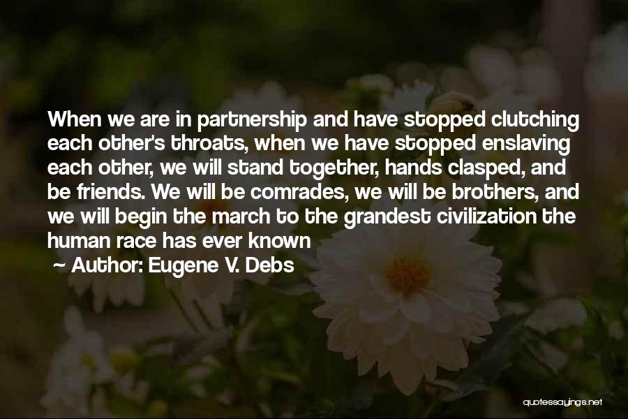 Eugene V. Debs Quotes 748838