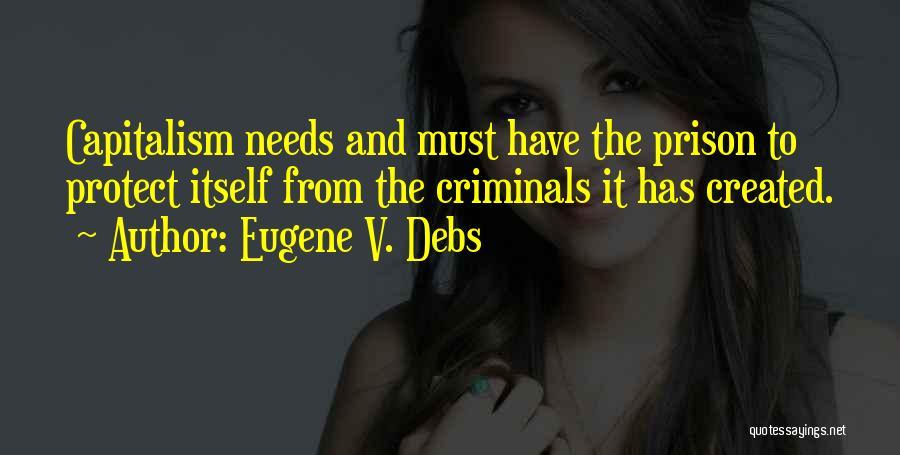 Eugene V. Debs Quotes 752149