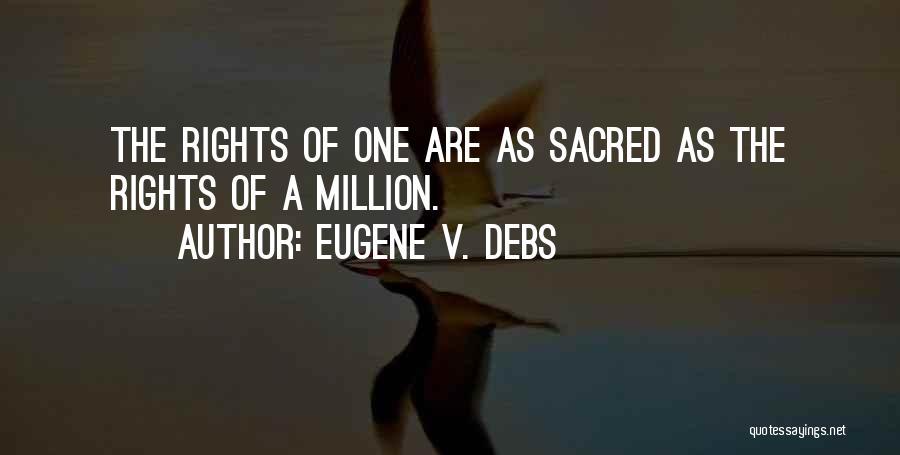 Eugene V. Debs Quotes 921180
