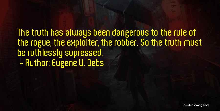 Eugene V. Debs Quotes 948049