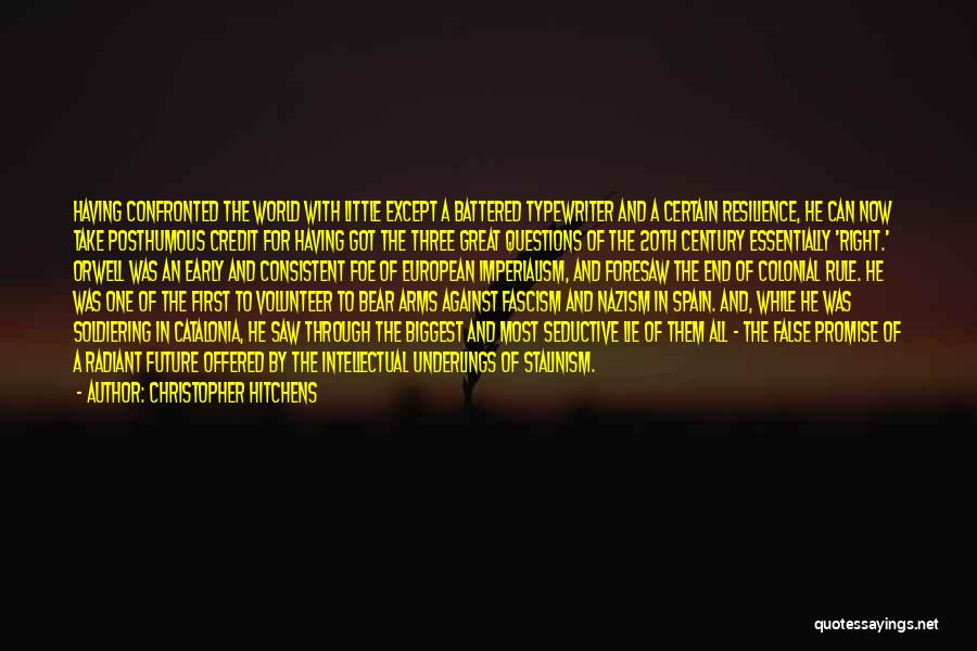 European Imperialism Quotes By Christopher Hitchens