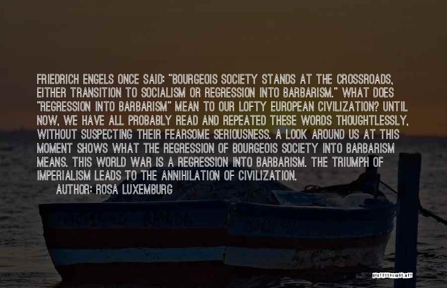 European Imperialism Quotes By Rosa Luxemburg