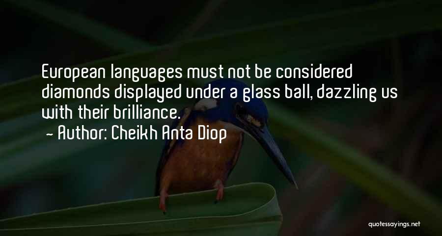 European Quotes By Cheikh Anta Diop