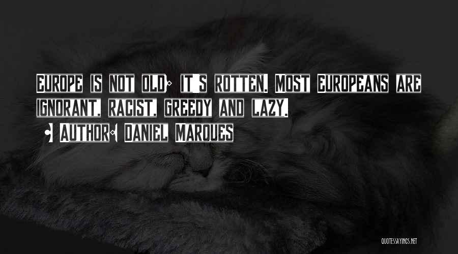European Quotes By Daniel Marques