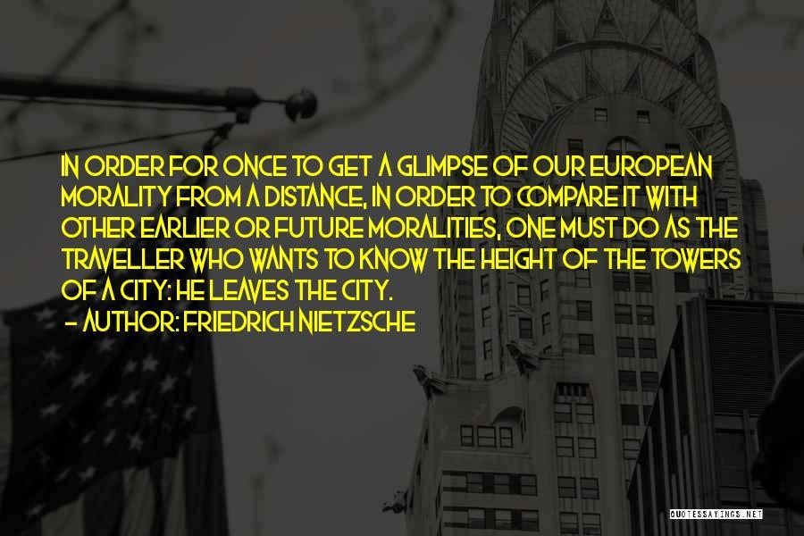European Quotes By Friedrich Nietzsche