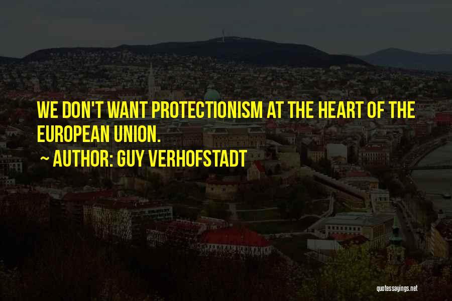 European Quotes By Guy Verhofstadt