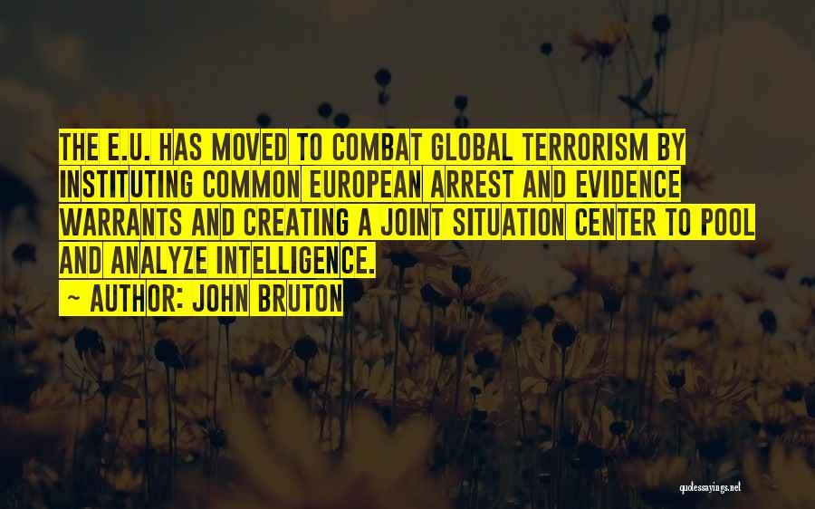 European Quotes By John Bruton