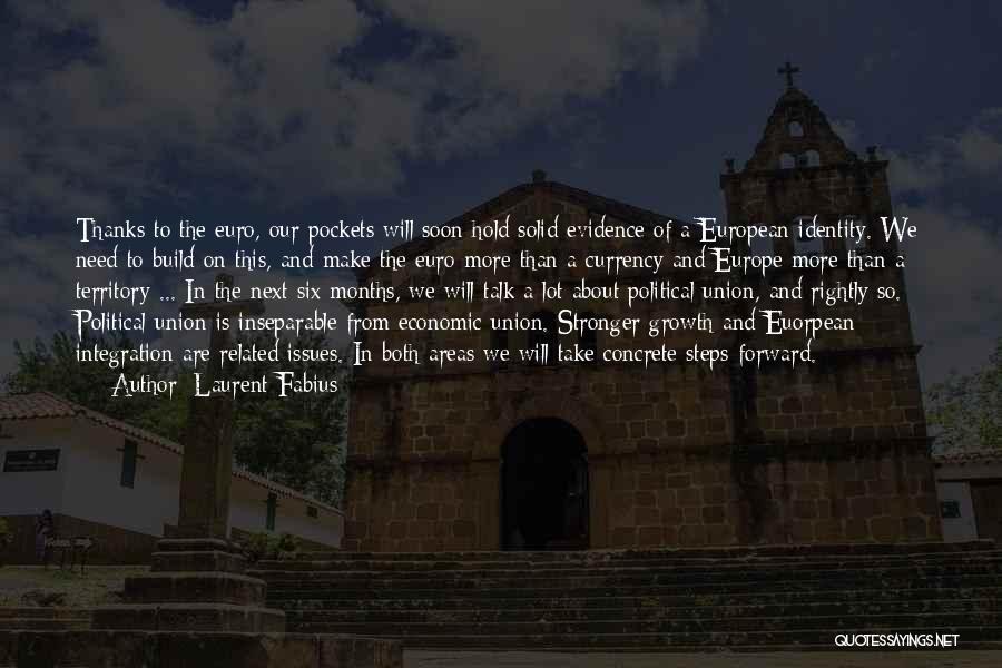 European Quotes By Laurent Fabius