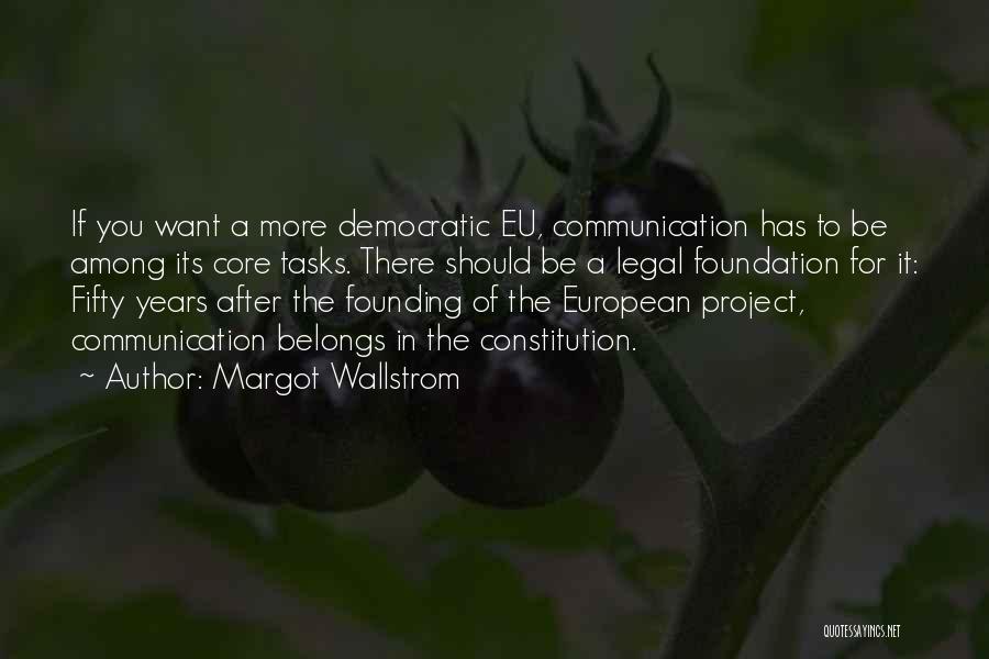 European Quotes By Margot Wallstrom