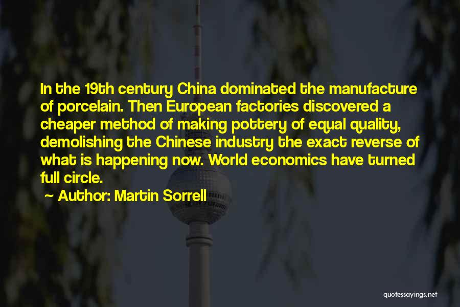 European Quotes By Martin Sorrell