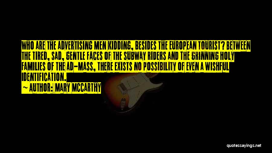 European Quotes By Mary McCarthy