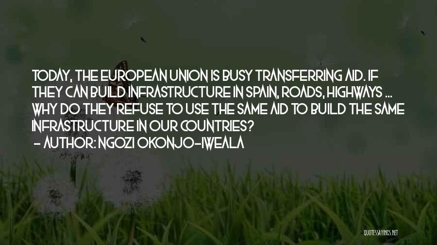 European Quotes By Ngozi Okonjo-Iweala