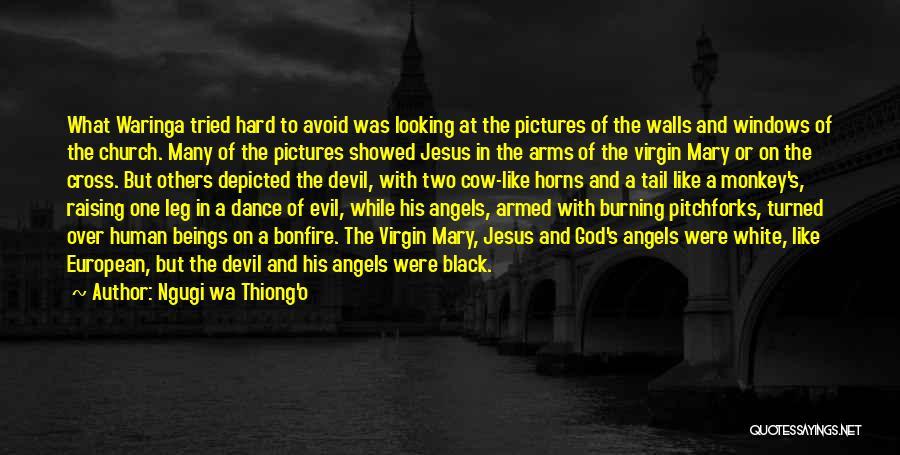 European Quotes By Ngugi Wa Thiong'o