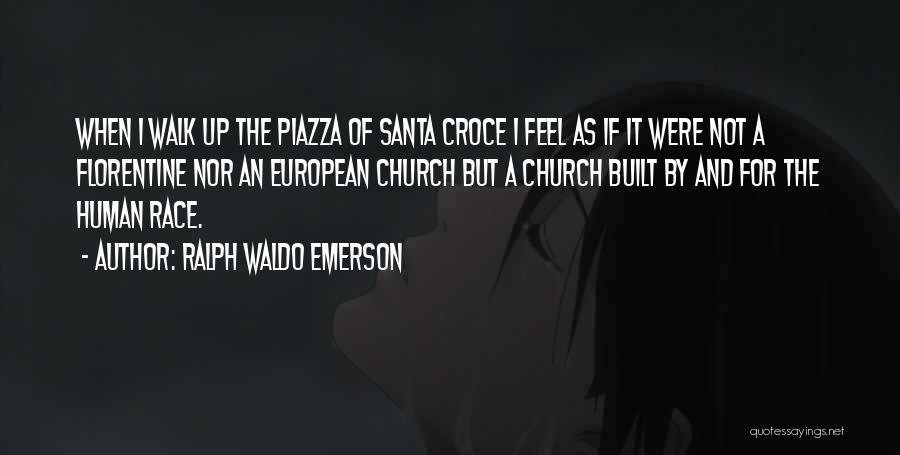 European Quotes By Ralph Waldo Emerson