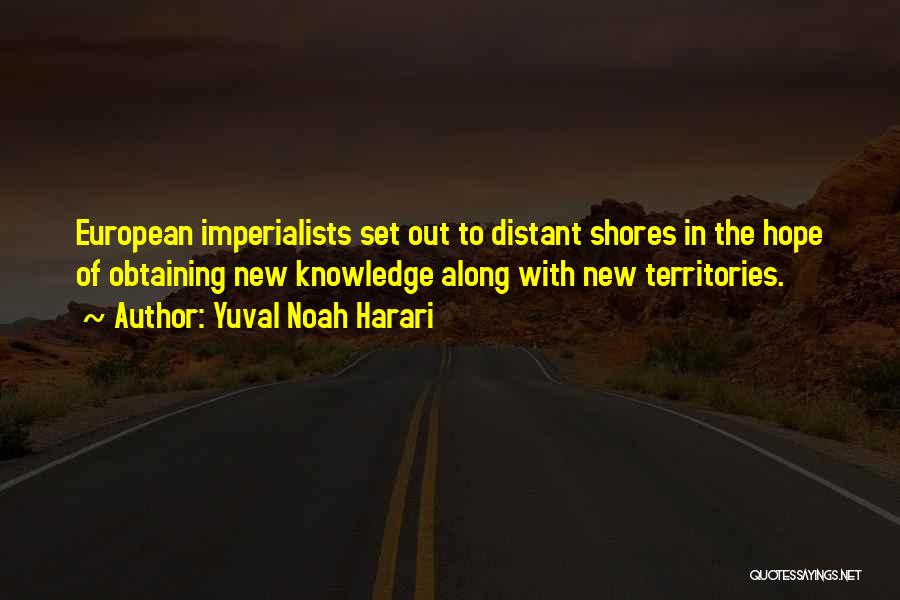 European Quotes By Yuval Noah Harari