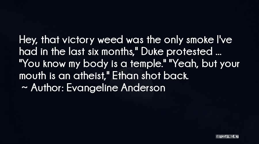 Evangeline Anderson Quotes 1070284