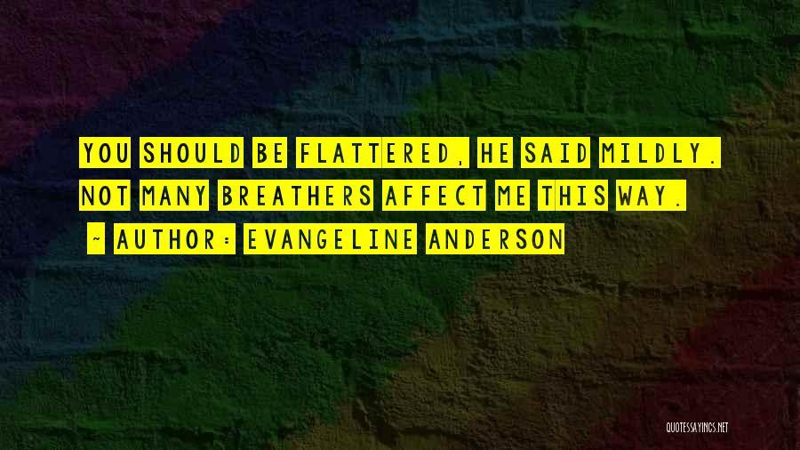 Evangeline Anderson Quotes 1122541