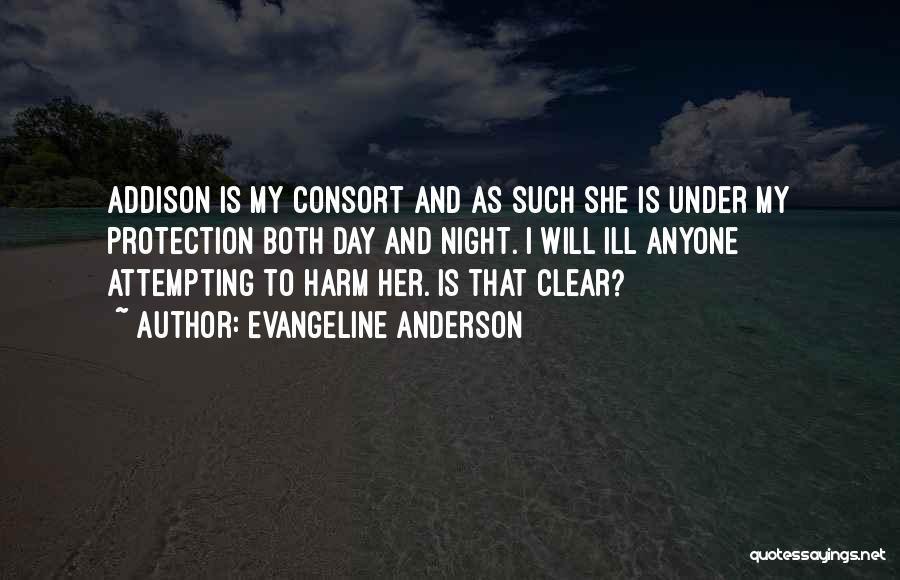 Evangeline Anderson Quotes 1144118