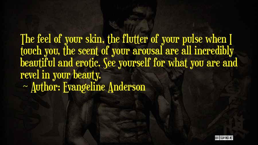 Evangeline Anderson Quotes 1244489