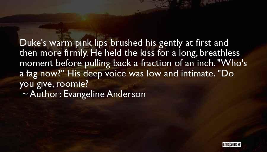 Evangeline Anderson Quotes 2102606