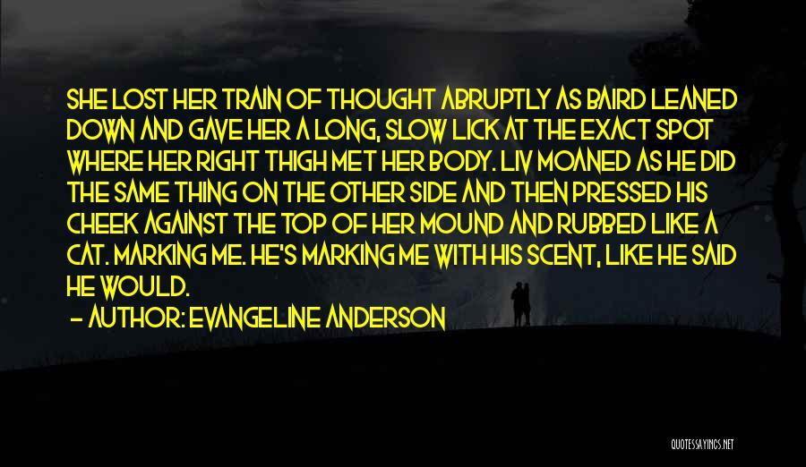 Evangeline Anderson Quotes 2114911