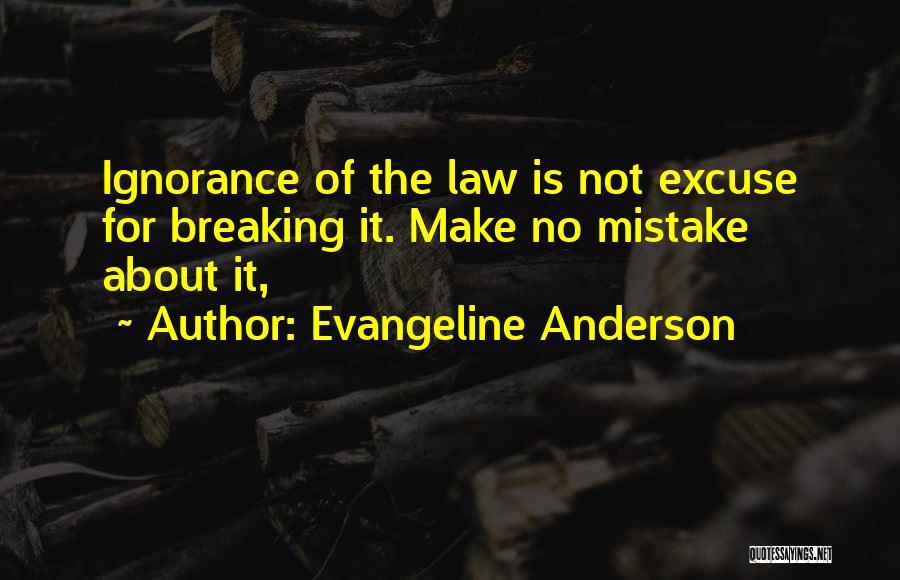 Evangeline Anderson Quotes 2141587