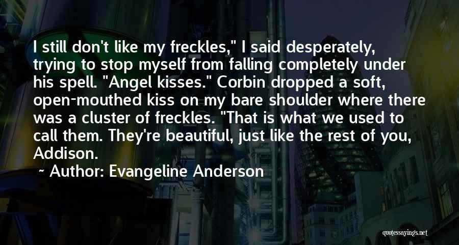 Evangeline Anderson Quotes 228938