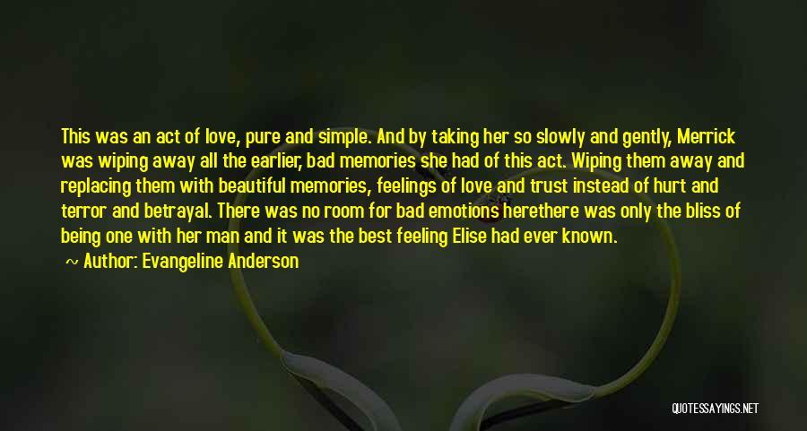 Evangeline Anderson Quotes 445255