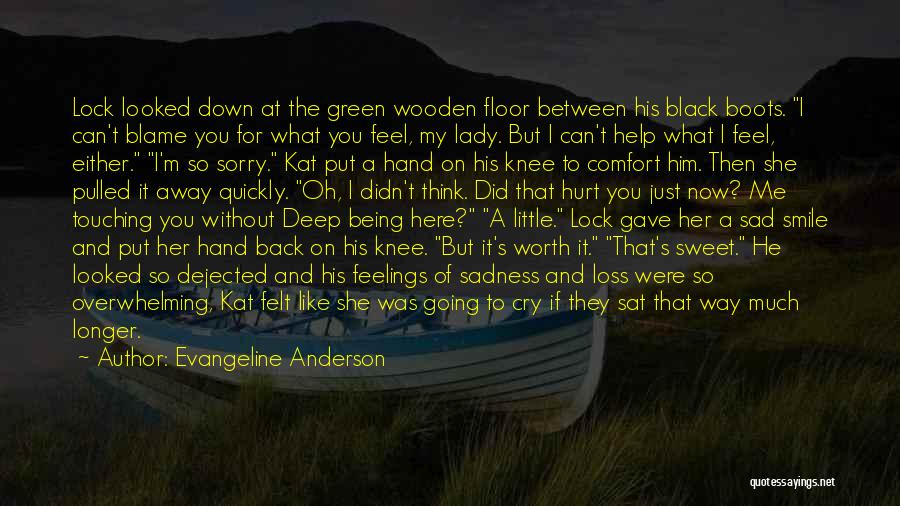 Evangeline Anderson Quotes 583505