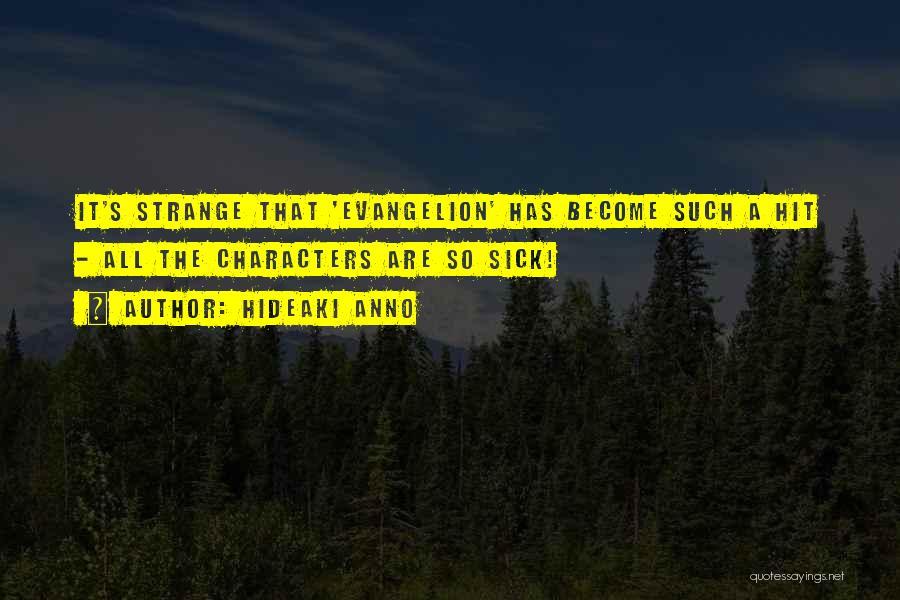 Evangelion 3.33 Quotes By Hideaki Anno