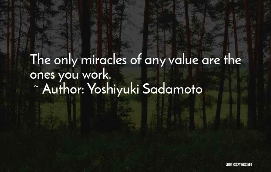 Evangelion 3.33 Quotes By Yoshiyuki Sadamoto
