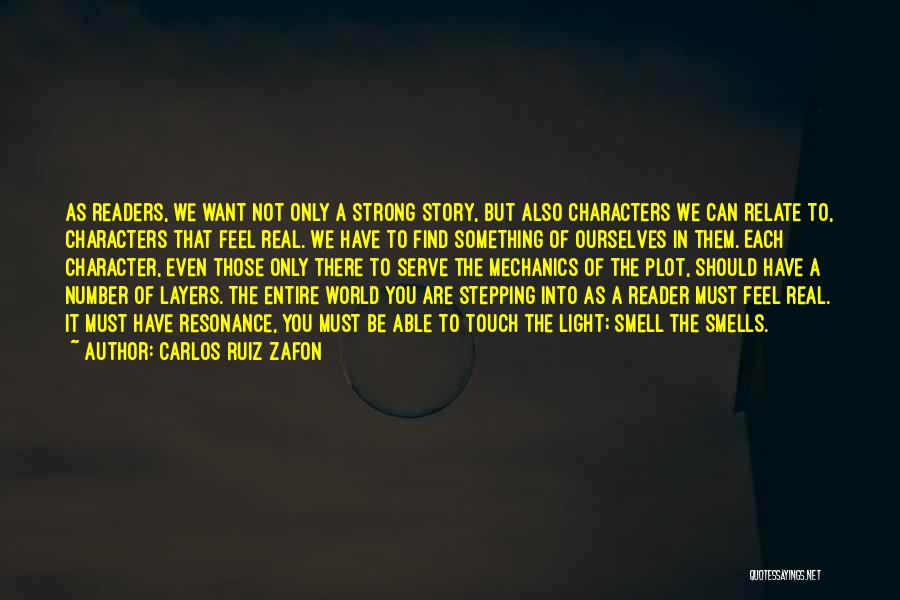 Even The Strong Quotes By Carlos Ruiz Zafon