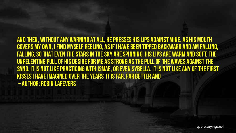 Even The Strong Quotes By Robin LaFevers