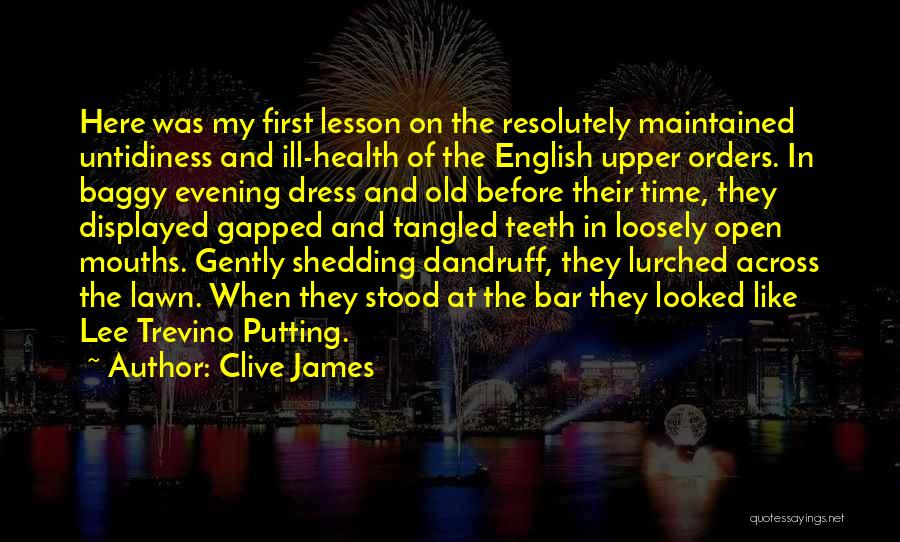 Top 81 Quotes & Sayings About Evening Dress