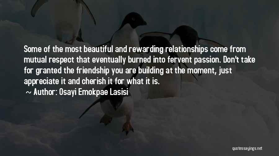 Eventually Love Quotes By Osayi Emokpae Lasisi
